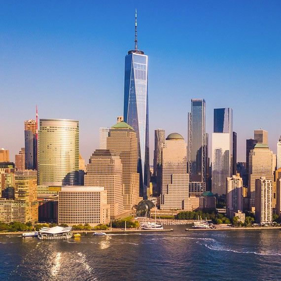 Frederickhotel Newyork One World Trade Center and Observatory