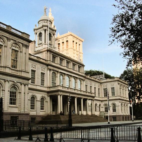 New York City Hall newyork