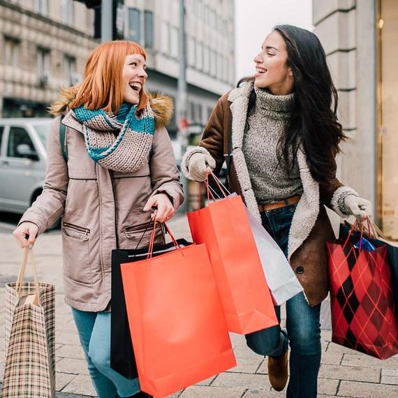 newyork SoHo Shopping