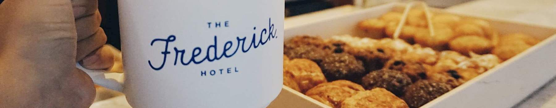 Rise and Dine at The Frederick Hotel