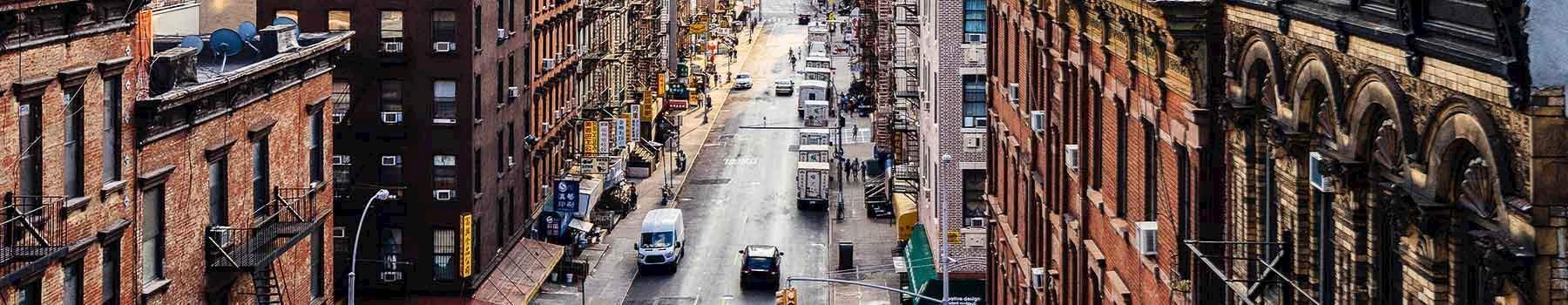 Location of Frederickhotel Newyork top