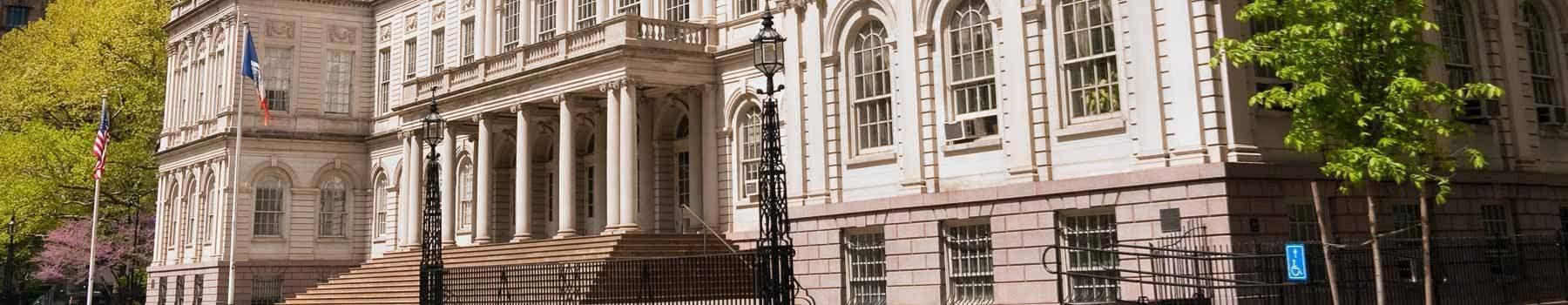 New York City Hall newyork top