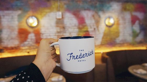 Stay a Little Longer, Save More offer at Frederick hotel newyork