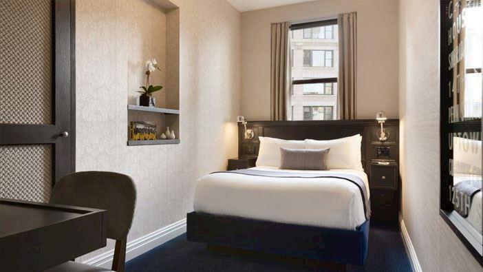 Superior Single room at frederickhotel newyork