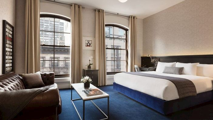 Junior Suite of frederickhotel newyork