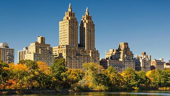 Upper West Side & Central Park Newyork